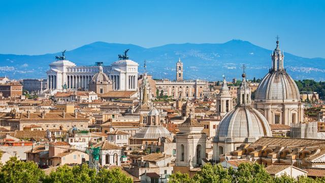 Řím,Vatikán,Florencie s 1 nocí v hotelu