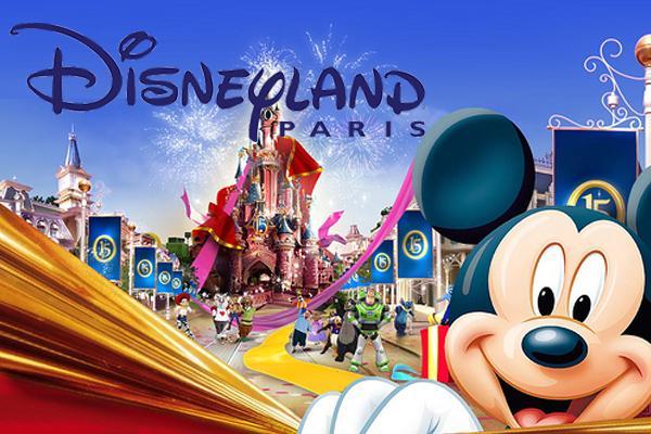 Disneyland s návštěvou Paříže vč. ubytování