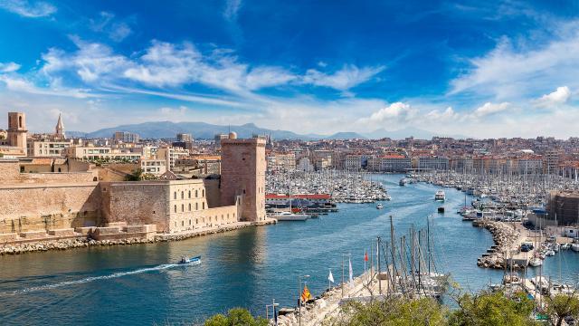 Zájezd do Provence, Marseille, návštěva ostrova IF, grand Canyon Du Verdon, Cannes a Monaco