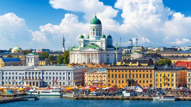 Expedice Pobaltí - Vilnius, Riga, Tallin a Helsinki