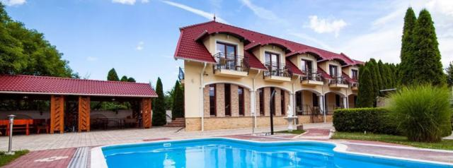 Obrázek Užijte si dovolenou v lázeňském městě Bük v krásném rodinném penzionu!