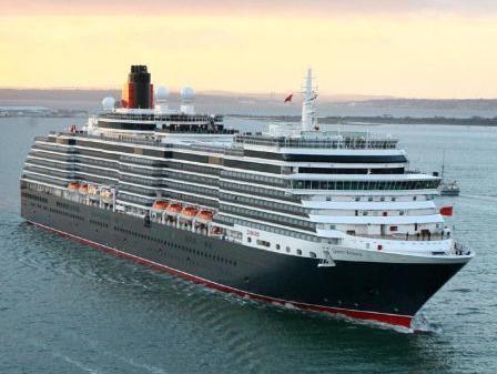 Queen Victoria - Plavba z Benátek do Civitavecchie