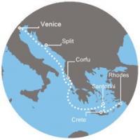 Costa neoRiviera - Itálie, Chorvatsko, Řecko