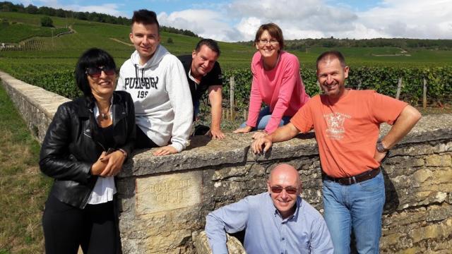 Burgundsko - krajem vína a dobrého jídla