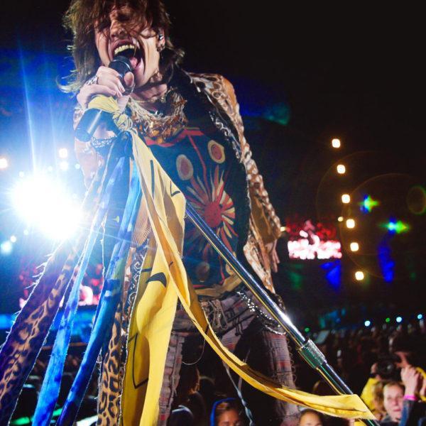 Aerosmith zájezd
