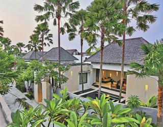 The Seminyak Suite Privat Villa