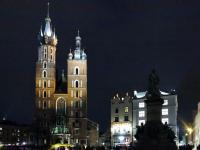 Polsko - Krakov - Vělička - Osvětim
