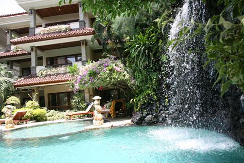 Jáva + Bali - Htl. Parigata Resort