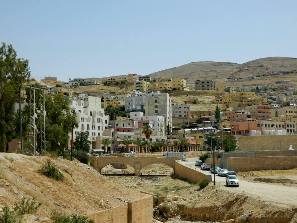 Okruh Jordánskem