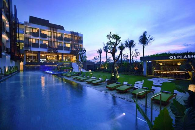Four Points by Sheraton Bali Seminyak - výlety v ceně