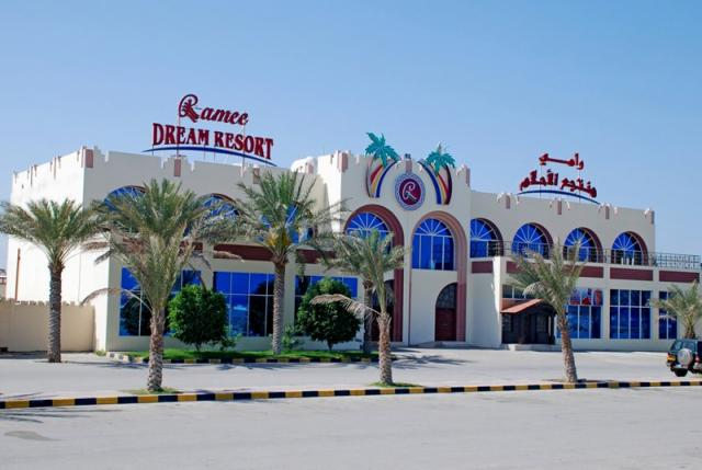 Ramee Dream resort