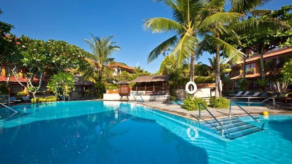 Jáva + Bali - htl. Sol Beach House Benoa