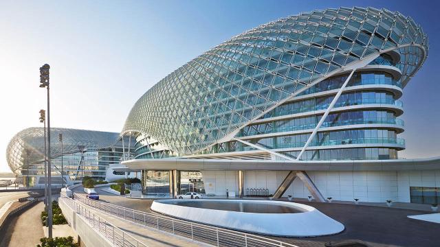Viceroy Yas Abu Dhabi