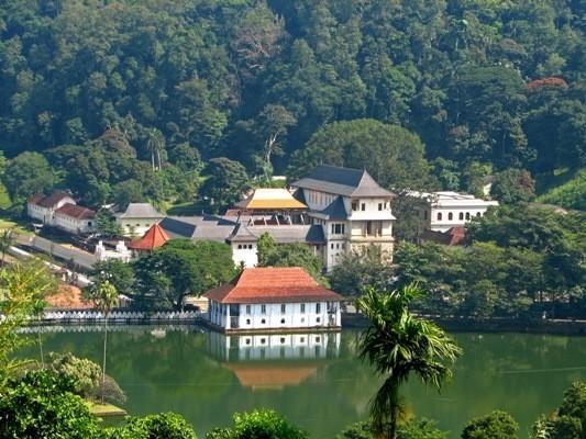 Srí Lanka - Okruh včetně vstupů + pobyt Club Bentota
