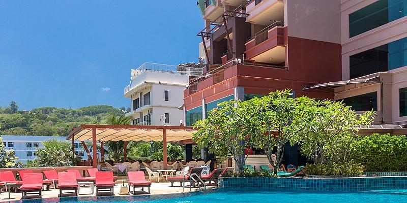 Blue Ocean Resort Patong