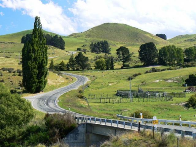 Nový Zéland 2015