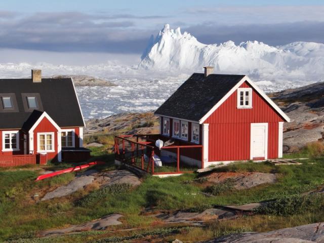 Jedinečné scenerie Islandu a Grónska