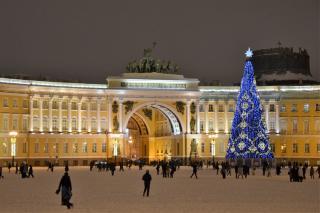 Advent - Petrohrad