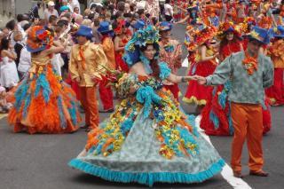 Madeira - karneval a poznání ostrova