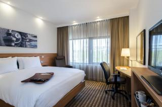 Hotel Hampton by Hilton Airport Schiphol Amsterdam