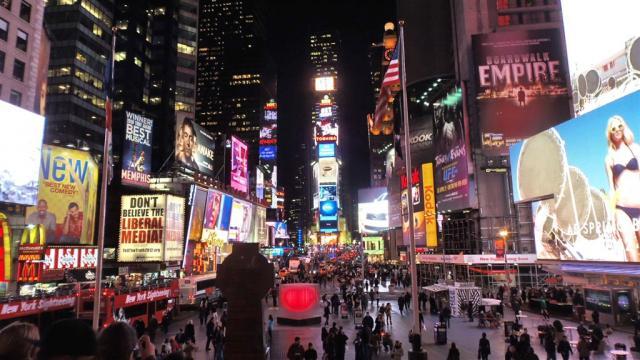 New York, Philadelphia, Washington D.C., americký sen podrobně