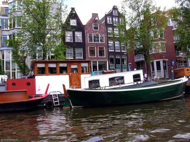Holandsko, Belgie - Amsterdam a Brusel, Antverpy a muzea