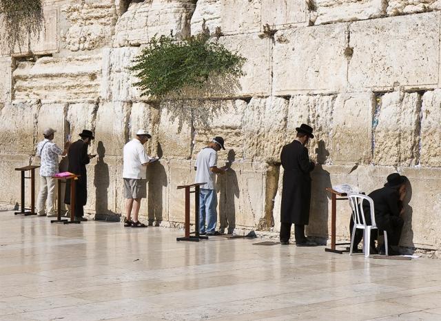 Izrael - Předvánoční a předvelikonoční Jeruzalém s Betlémem
