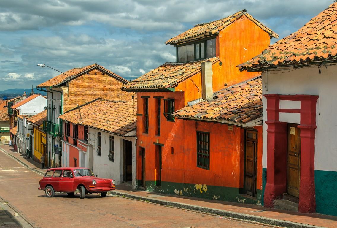 Kolumbie - Znovuobjevené El Dorado