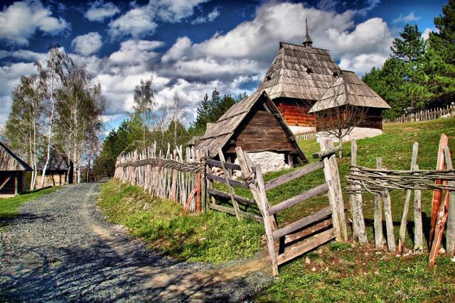 Pohodový týden - Srbsko - Malebné království supa bělohlavého a magické pohoří Zlatibor - hotel