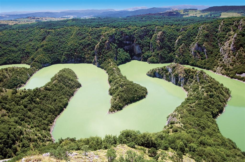 Pohodový týden - Srbsko - Malebné království supa bělohlavého a magické pohoří Zlatibor - standardní hotel