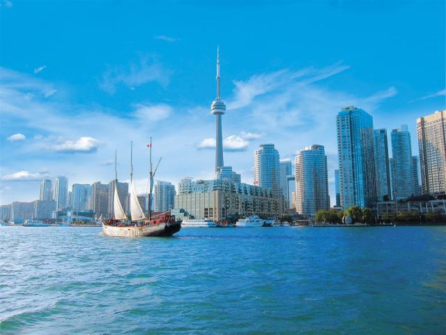 Kanada - Nejslavnější města Kanady a Niagarské vodopády v barvách podzimu