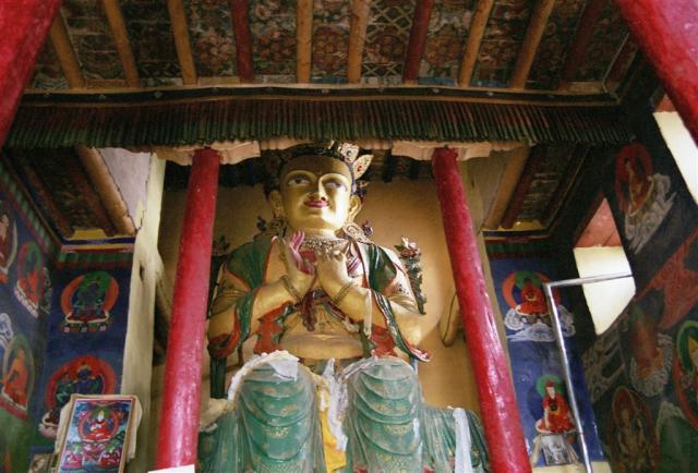 Nepál a štíty Himalají