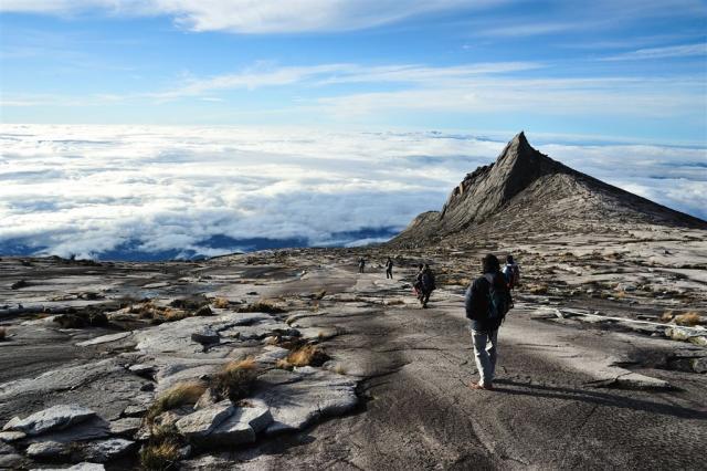 Malajsie - Tropickou džunglí až na vrchol Bornea - Kinabalu