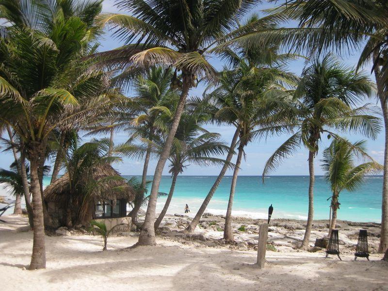 Mexiko, Riviera Maya a přírodní parky