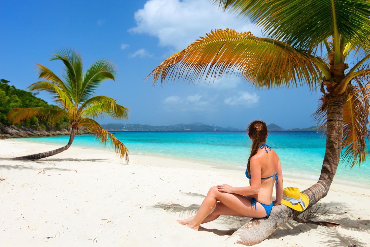 USA  - Pohoda v Karibiku - nejkrásnější pláže Portorika a Amerických Panenských ostrovů