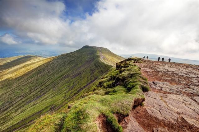Pohodový týden - Velká Británie - Wales, národní parky a pobřežní scenérie