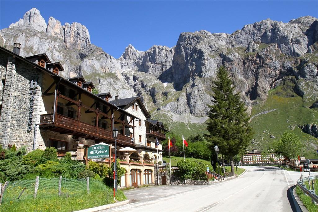 Pohodový týden - Asturie a Pico de Europe