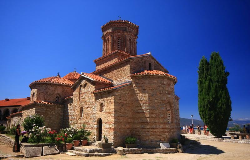 """Národní parky Makedonie a Ohridské """"moře"""""""