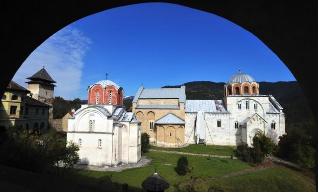 Srbsko, Kosovo - Středověké Srbsko