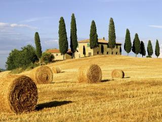 Itálie - Středověký Manhattan San Gimignano - Toskánsko