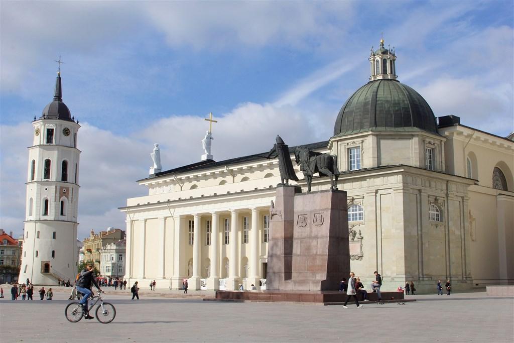 Národní parky Litvy na kole