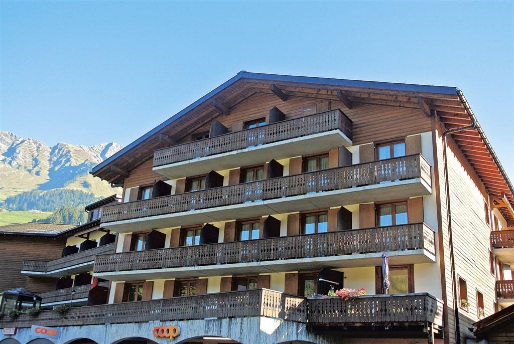 Pohodový týden v Alpách, ďábelské Švýcarsko, Mont Blanc