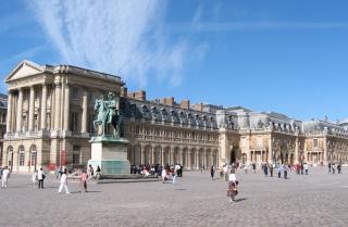 Francie, Paříž a zámek Versailles
