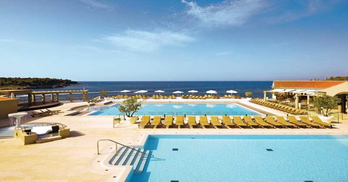 Apartmány Verudela Beach a Villa Resort