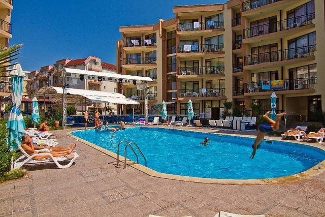 Aparthotel Sea Grace