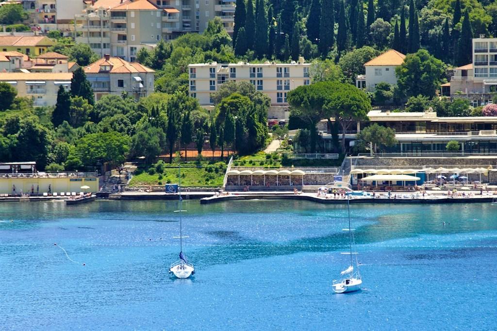 Pokoje Adriatica