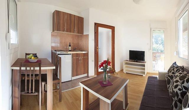 Apartmány Velika Plaža