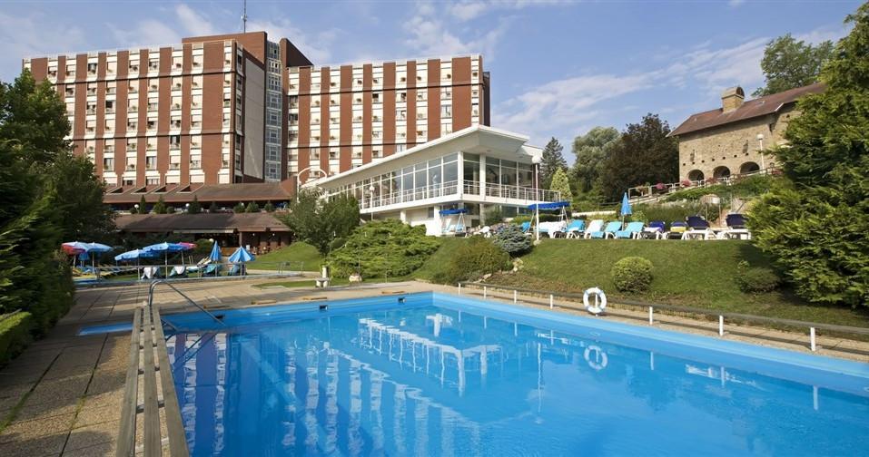 Hotel Danubius Health Spa Resort Aqua