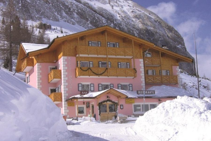 Horská chata Dolomia