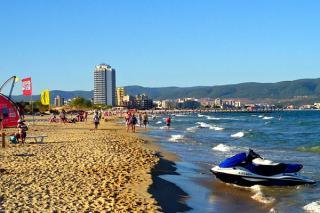 Černé moře - Rumunsko a Bulharsko
